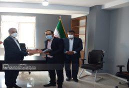 افتتاح چهلمین دفتر نمایندگی سازمان؛ دفتر صفادشت در خدمت جامعه مهندسان